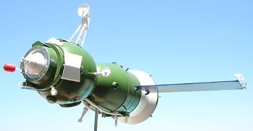 # sm089            Soyuz T manned space ship 3