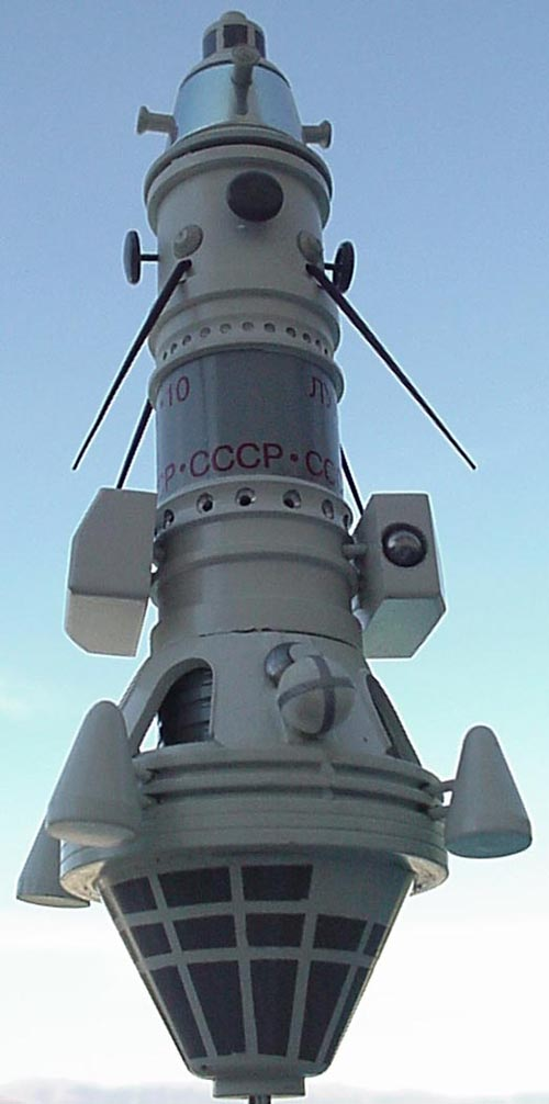 # sm180            Luna-10 model from cosmonaut A.Berezovoy 4