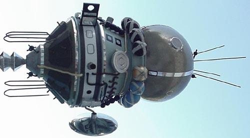 # sm135            Zenit-2 reconnaissance satellite 1962 3