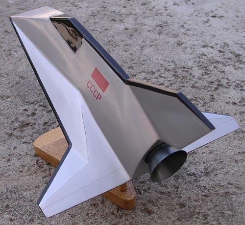 # sm510            VKA-23 design 1 Myasishchev spaceplane 2