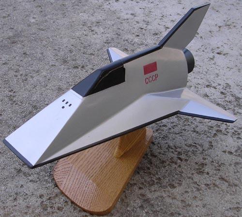 # sm510            VKA-23 design 1 Myasishchev spaceplane 3