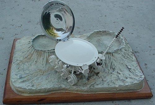 # sm181            Lunakhod-1 (Luna-17)Moon rover 1