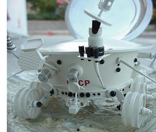 # sm181            Lunakhod-1 (Luna-17)Moon rover 2
