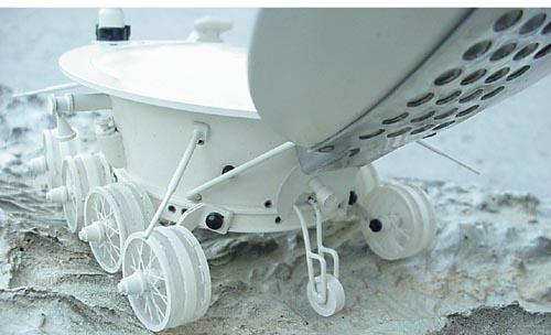 # sm181            Lunakhod-1 (Luna-17)Moon rover 3