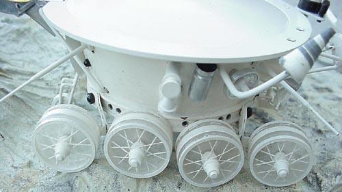 # sm181            Lunakhod-1 (Luna-17)Moon rover 4