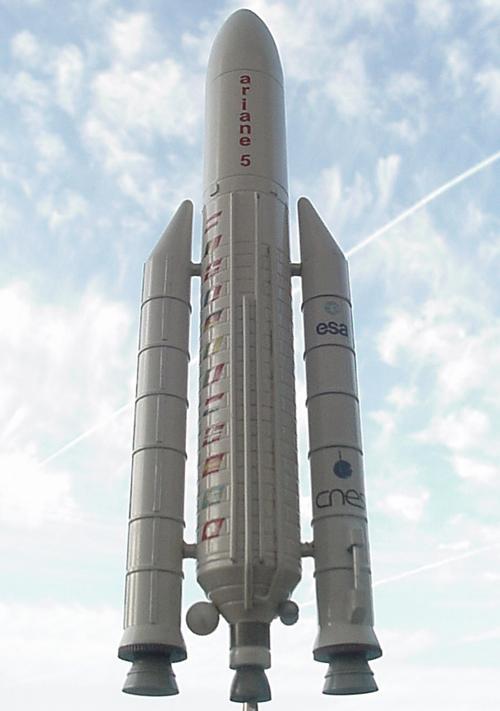 # sm601            Ariane-5 model for CNES/ESA 1