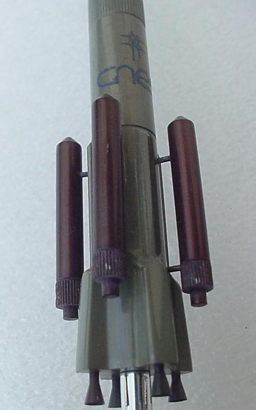 # sm604            AR-44L Ariane-4 rocket 3