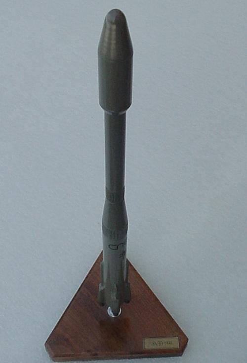 # sm607            AR-40 Ariane-4 family rocket 2
