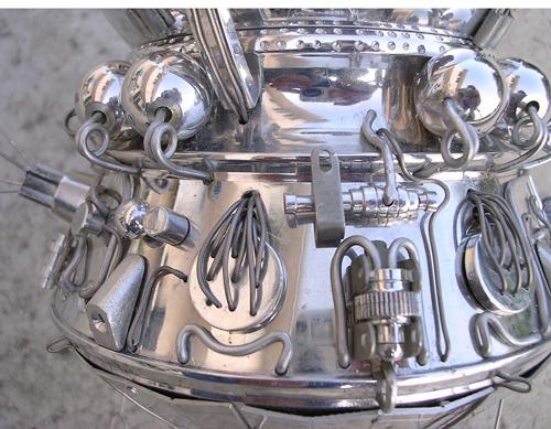 # sm012            Vostok manned spacecraft museum model 4