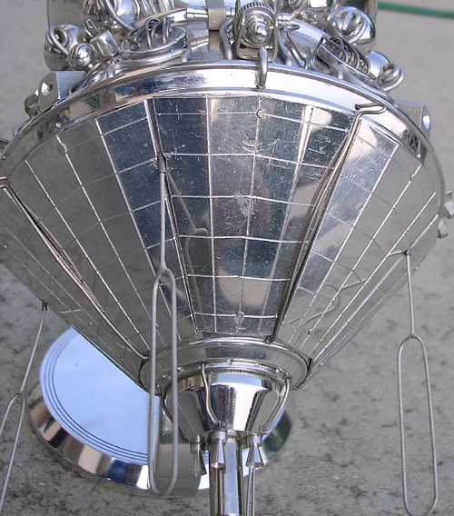 # sm012            Vostok manned spacecraft museum model 5