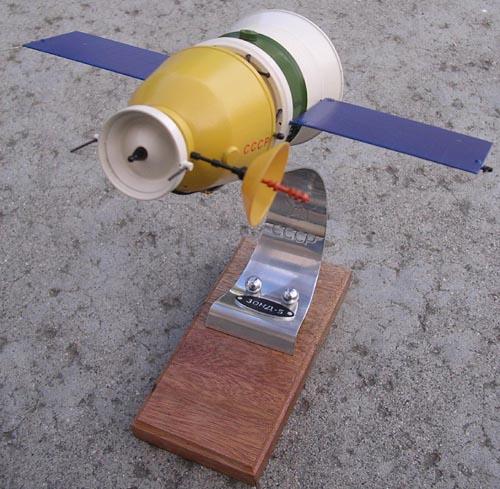 # sm216            Zond-5 unmanned circumlunar spaceship 1