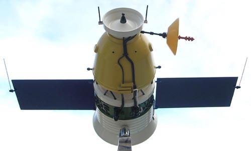 # sm216            Zond-5 unmanned circumlunar spaceship 3