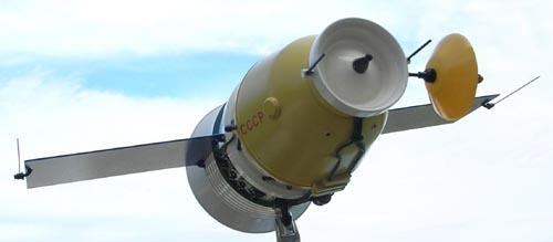 # sm216            Zond-5 unmanned circumlunar spaceship 4