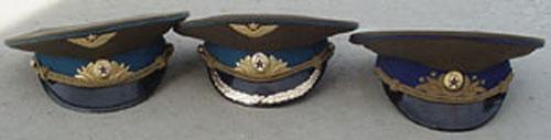 # s300            Pilot-cosmonaut visor hat 2