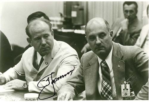 # astp967            ASTP commanders Stafford and Leonov (signed)photo 1