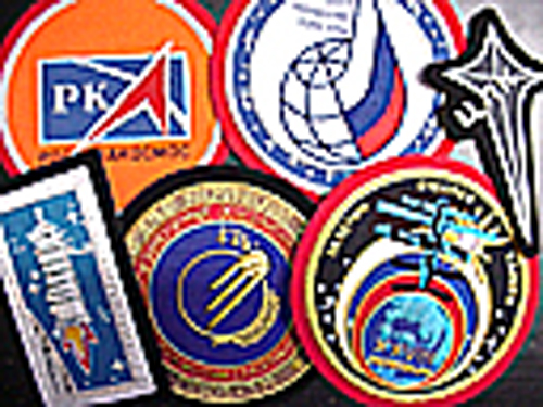 # spp102a            Flown in space patches 1