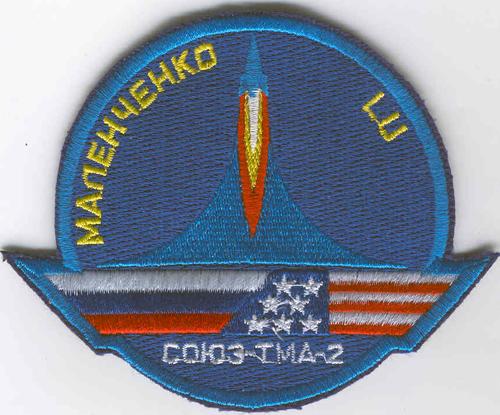 # spp152            Soyuz TMA-2 1