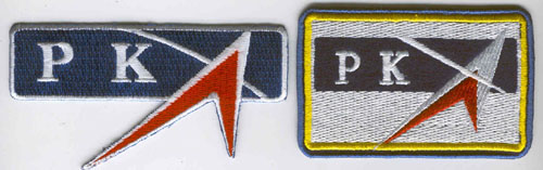 # spp120            Russian Space Agency flight patches 1