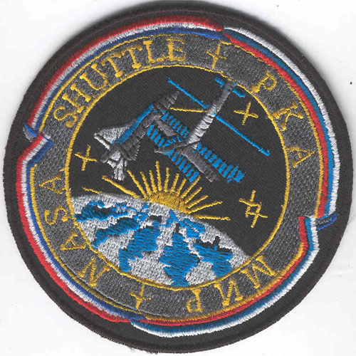 # spp141            MIR-Shuttle first flight patch 1