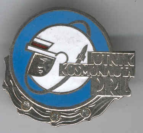 # sbp118            Polish Pilot-Cosmonaut official badge 1