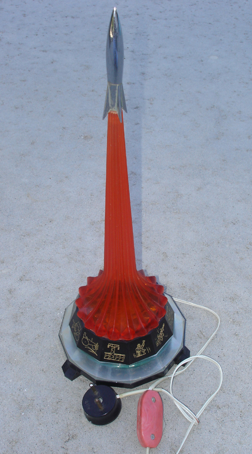 # adsk147            1972 Rocket Launch Lamp 2
