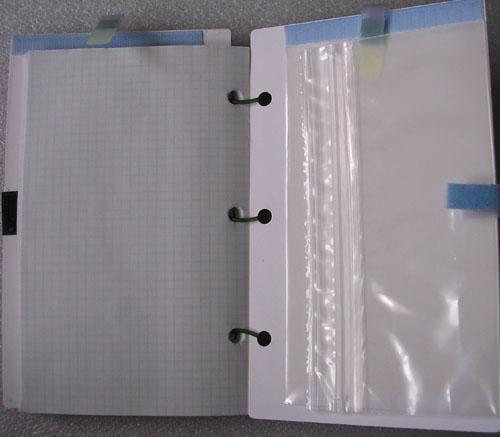 # h066            ISS-3 crew book of Vladimir Dezhurov 3