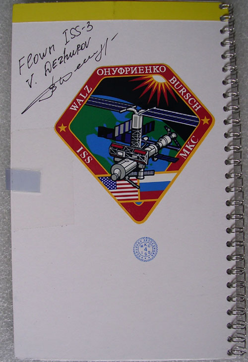 # h066a            ISS-3 flown NASA Crew Book 2