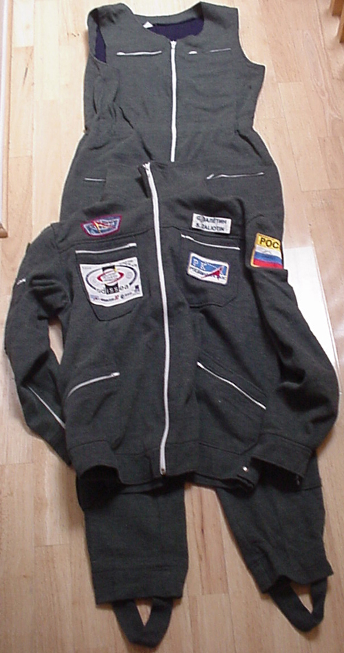 # h065            Soyuz TMA/ISS/TM-34 flown suit 1