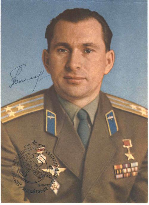 # vskhd091            Belyayev Pavel-Voskhod-2 commander 1