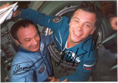 # soy150            Soyuz TM-17/TM-16 meeting on orbit 1