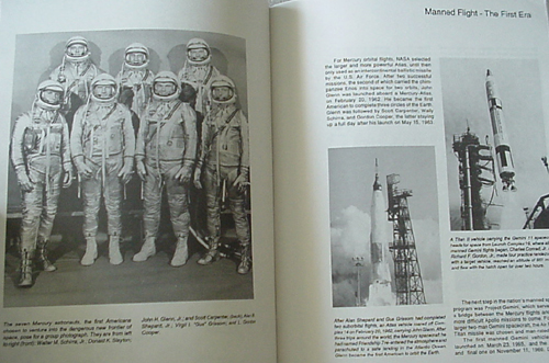 # eb250            America`s Spaceport NASA book autographed by A.Leonov 3