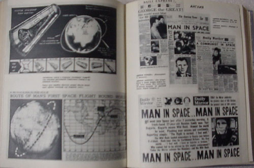 # rl112            Books dedicated early days of Soviet space 3