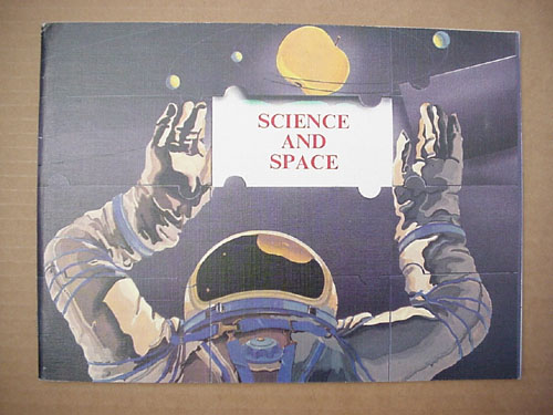 # gb140            Science and Space (english language) 1
