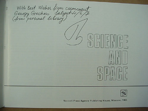# gb140            Science and Space (english language) 2