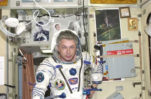 # sprnt150            Cosmonaut-Artist Dzhanibekov Space Welding artwork 3