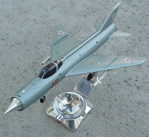 # mp118            Mig I-75 experimental fighter 1