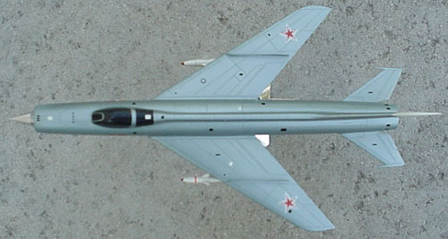 # mp118            Mig I-75 experimental fighter 4