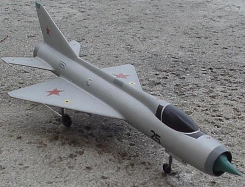 # mp112a            Ye-150 Experimental heavy Mig interceptor 3