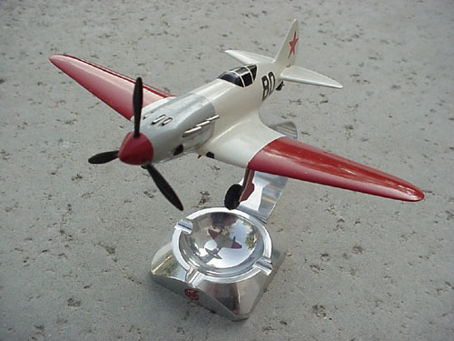 # mp100            MIG-3 WWII Fighter model 1