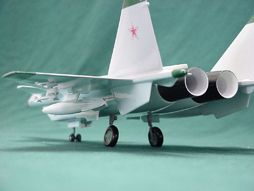 # mp120            MIG-1.42(1.44) MFI new Mikoyan advanced aircraft model 2