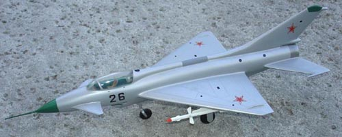 # mp094            YE-8 (Mikoyan E-8) experimental fighter 1