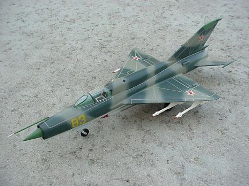 # mp115            MIG-21BIS fighter 1