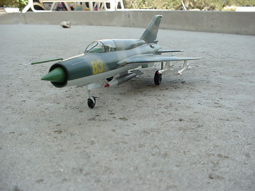 # mp115            MIG-21BIS fighter 2