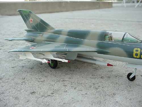 # mp115            MIG-21BIS fighter 3