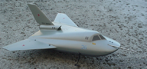 # mp200            MIG-105-11 Test Spaceplane 1