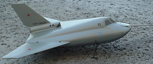 # mp200            MIG-105-11 Test Spaceplane 2
