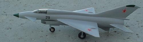 # mp111Experimental Mig-21 `YE-8` 2
