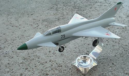 # mp111Experimental Mig-21 `YE-8` 4