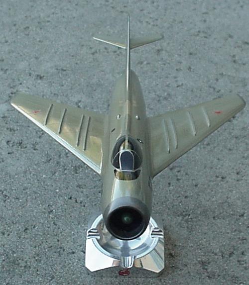# mp111a            Mig I-350 experimental 2