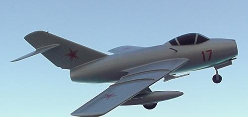 # mp109            Mikoyan Mig-15 2